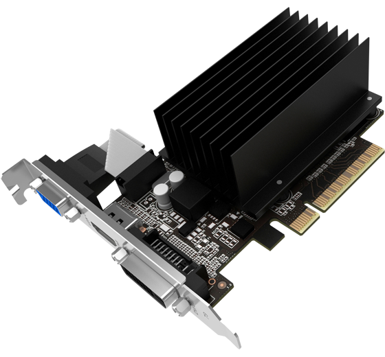 nVidia GeForce GT 710 Pali